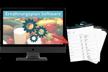 Image Ernährungsplan-Software